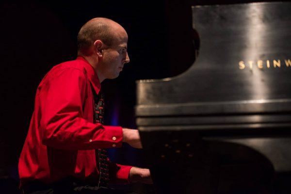 Jason Tonioli Playing Piano