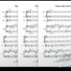 11 Song Piano Sheet Music Sampler Bundle