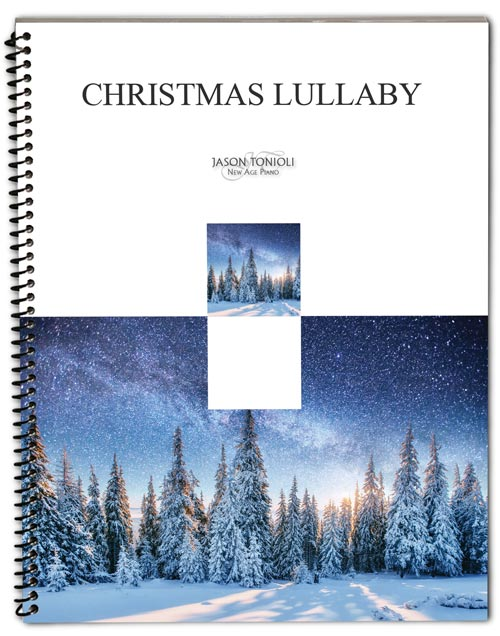 A Christmas Lullaby Book – Spiral Bound