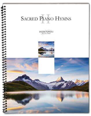 Sacred Piano Hymns II