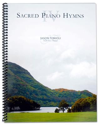 Sacred Piano Hymns 4 Music Book