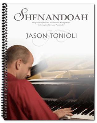 Shenandoah – Original Piano Solos Book (Spiral Bound)
