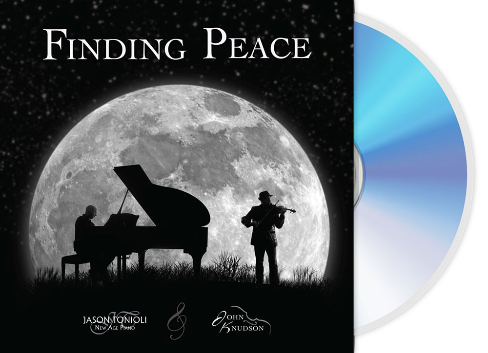 Finding Peace – Featuring John Knudson, Lynn Hilary and CaraNua